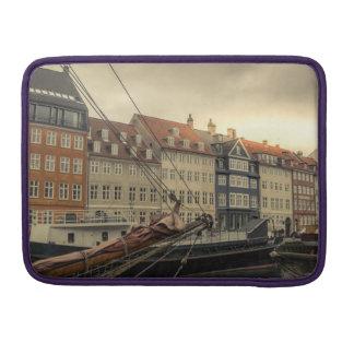 Copenhagen Nyhavn Sleeve For MacBooks