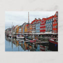 Copenhagen Post Cards