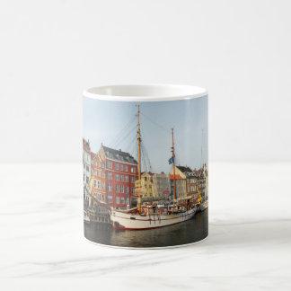 Copenhagen Ship Coffee Mug