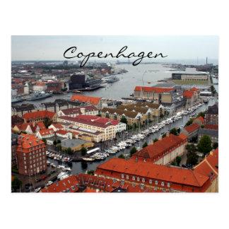 copenhagen view postcards