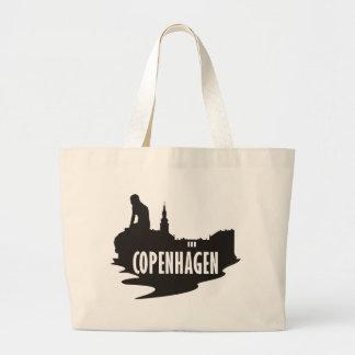 Copenhague Bolsa Tela Grande