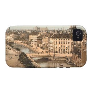 Copenhague, Dinamarca iPhone 4 Carcasa