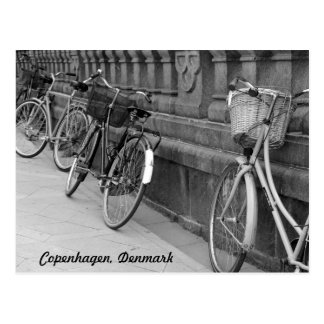 Copenhague, Dinamarca Tarjeta Postal