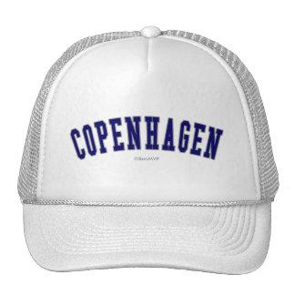 Copenhague Gorros Bordados