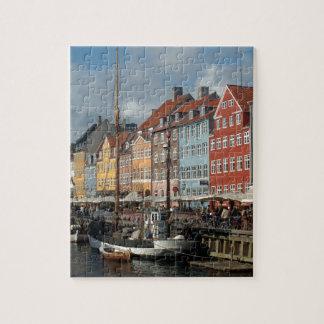 Copenhague Nyhavn Puzzle