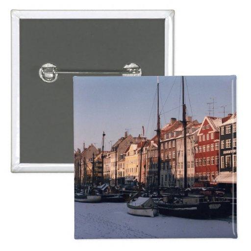 Copenhague Pin