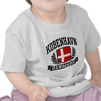 Copenhague Camisetas