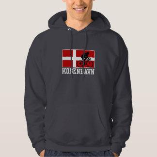 Copenhague (varón) suéter con capucha