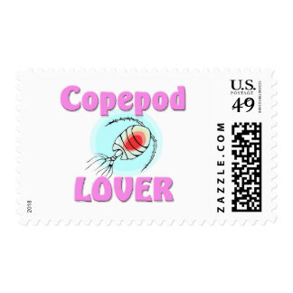 Copepod Lover Stamp