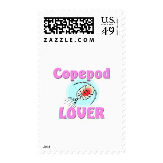 Copepod Lover Stamps