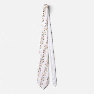 Copepods Neck Tie