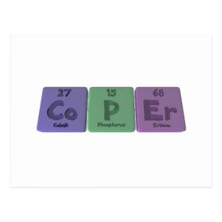 Coper-Co-P-Er-Cobalt-Phosphorus-Erbium.png Postal