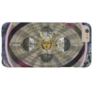 Copernican system of the Universe Barely There iPhone 6 Plus Case