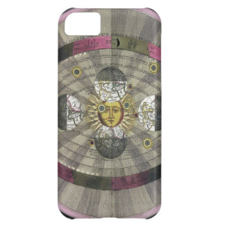 Copernican system of the Universe Case For iPhone 5C