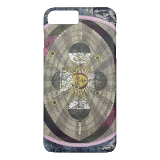Copernican system of the Universe iPhone 7 Plus Case