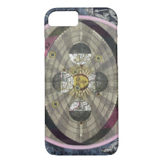 Copernican system of the Universe iPhone 8/7 Case