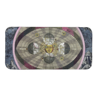 Copernican system of the Universe iPhone SE/5/5s/5c Pouch
