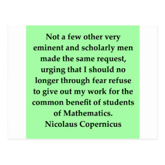 copernicus7 postcard