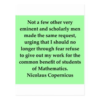 copernicus7 postcards