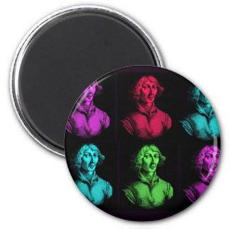 Copernicus Collage Refrigerator Magnet