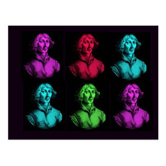 Copernicus Collage Postcard