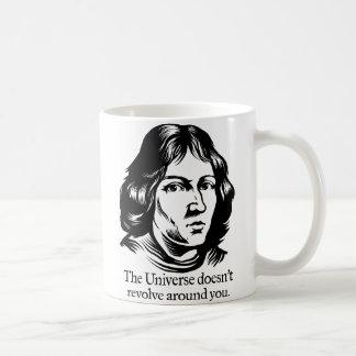 Copernicus Egocentrism Mugs