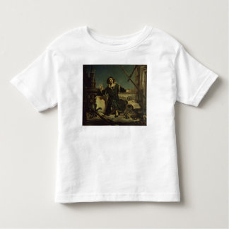 Copernicus in the tower at Frombork Toddler T-shirt