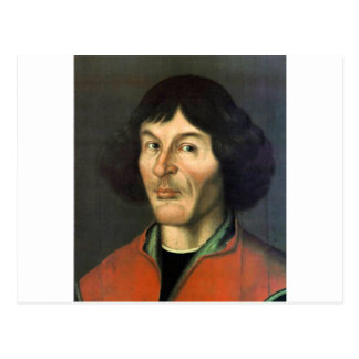 Copernicus Postcard