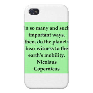 copernicus quote cover for iPhone 4
