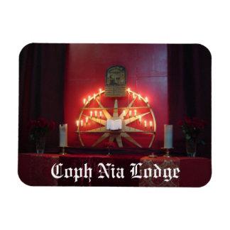 Coph Nia Lodge magnet
