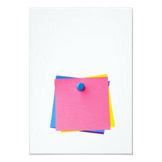 """copia aislada notas 20120219_IMG_0140-sticky Invitación 3.5"""" X 5"""""""
