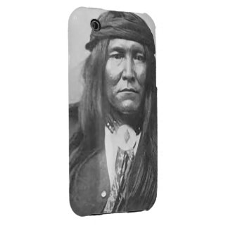 Copia de Cochise iPhone 3 Case-Mate Cobertura