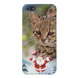 Copia de Geoffroy Cat-c-136 iPhone 5 Cobertura