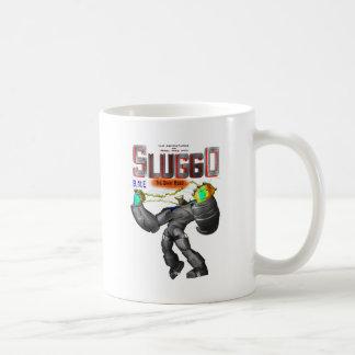 Copia de la camiseta de Sluggo Taza Clásica