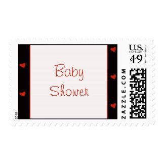 copia de los girlhearts BabyShower stamps