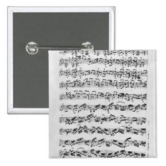 Copia de Partita en el menor de D para Violin Pin