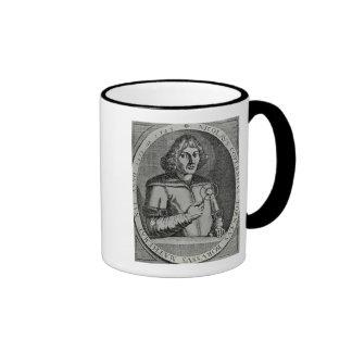Copia de un autorretrato tazas de café