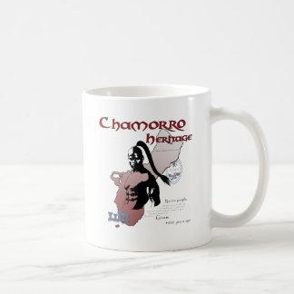 Copia del alcohol de Chamorro Taza De Café