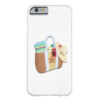 Copia del bingo del bolso de la playa funda para iPhone 6 barely there