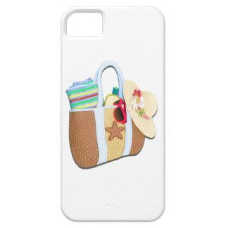 Copia del bingo del bolso de la playa iPhone 5 fundas