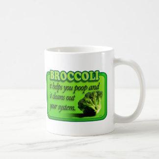 copia del bróculi taza
