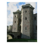 Copia del castillo del raglán de 20263 Gatehouse Posters