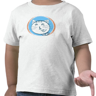 copia del chawanneko camisetas
