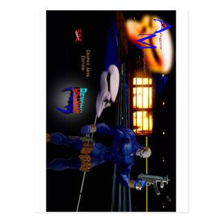 Copia del poster 5 de la cólera postal