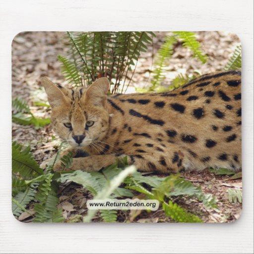 copia del serval 029 alfombrilla de raton