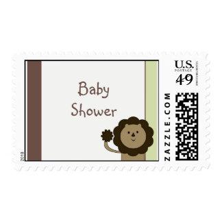 copia del stripeslion BabyShower stamps