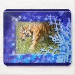 Copia del tigre Auroara-c-18 Tapete De Ratón