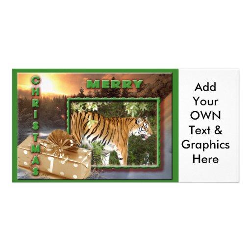 Copia del tigre Auroara-c-67 Tarjeta Personal