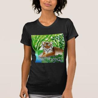 copia del tigre s camiseta