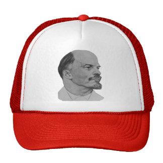 Copia del wikimedia de Lenin 2_dibujo_1901 Gorras